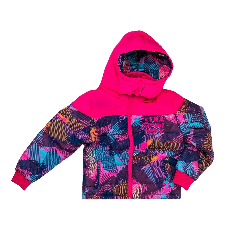 BODYTALK – Παιδικό μπουφάν Bodytalk πολύχρωμο
