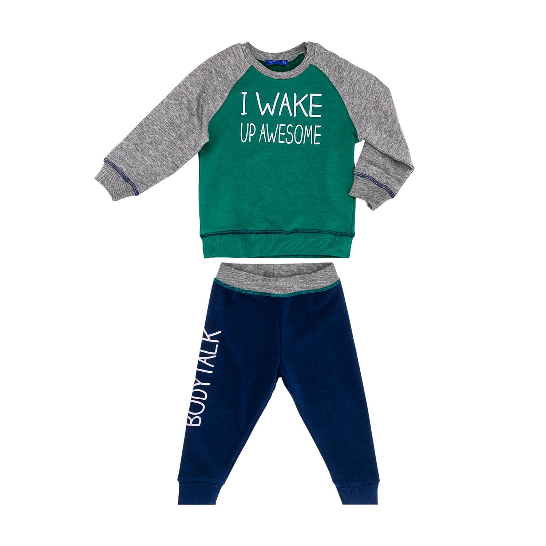 BODYTALK – Παιδικό σετ Bodytalk φόρμα και μπλούζα