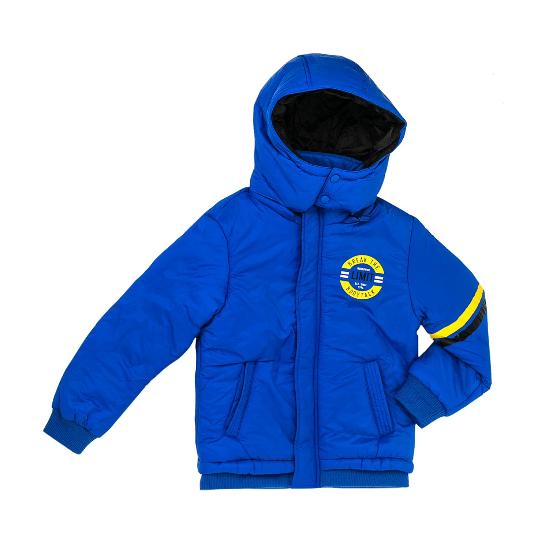 BODYTALK – Παιδικό μπουφάν Bodytalk μπλε