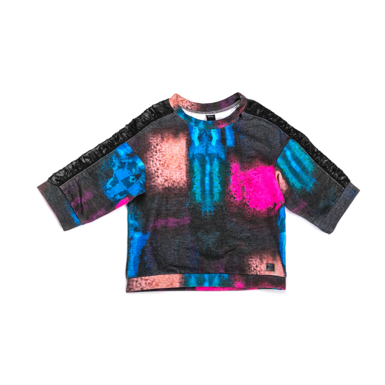 REPLAY – Παιδική φούτερ μπλούζα Replay πολύχρωμη