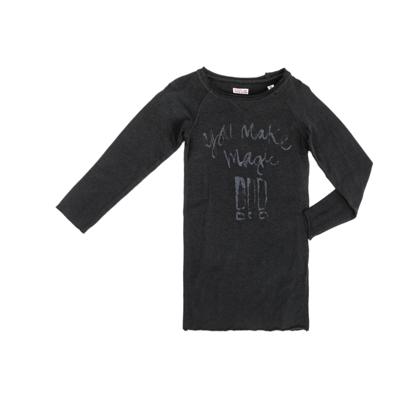 REPLAY – Παιδικό φόρεμα Replay γκρι