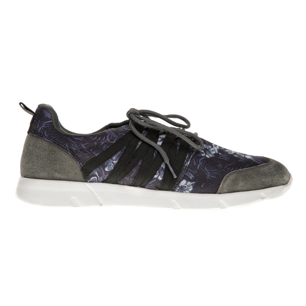 FUNKY BUDDHA – Ανδρικά sneakers FUNKY BUDDHA μπλε με μοτίβο