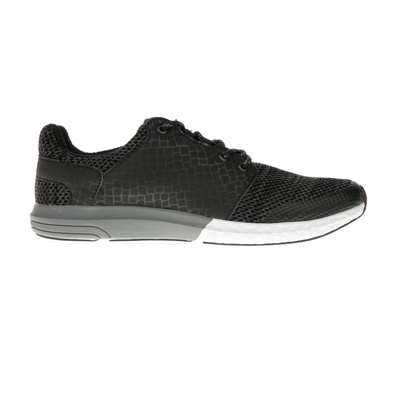 FUNKY BUDDHA – Ανδρικά sneakers FUNKY BUDDHA γκρι με μοτίβο