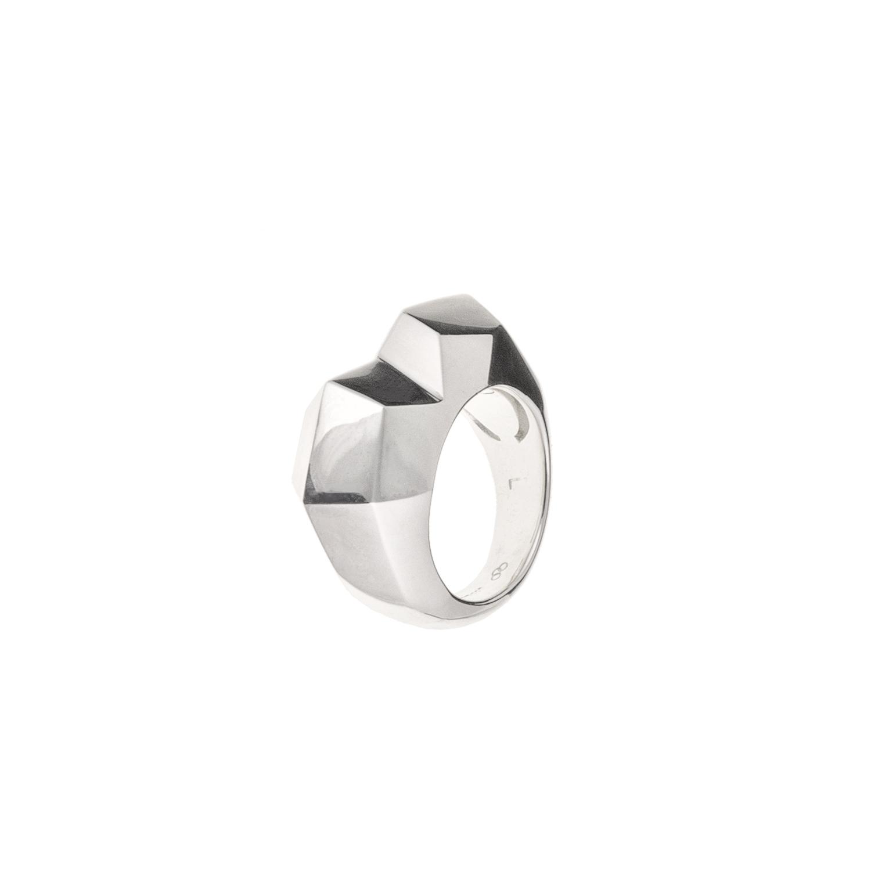 LINKS OF LONDON – Ασημένιο δαχτυλίδι Flutter & Wow XLHeart – μέγεθος 50,5