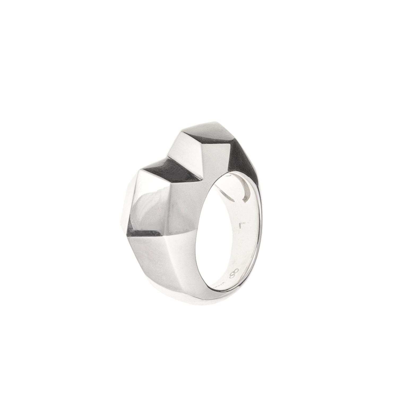 LINKS OF LONDON – Ασημένιο δαχτυλίδι Flutter & Wow XLHeart – μέγεθος 56