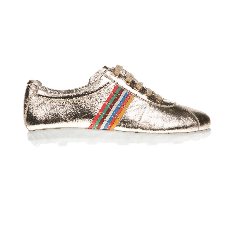 AEROSOLES – Γυναικεία sneakers AEROSOLES χρυσά