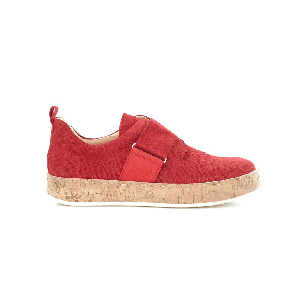 CHANIOTAKIS – Γυναικεία παπούτσια CHANIOTAKIS κόκκινα