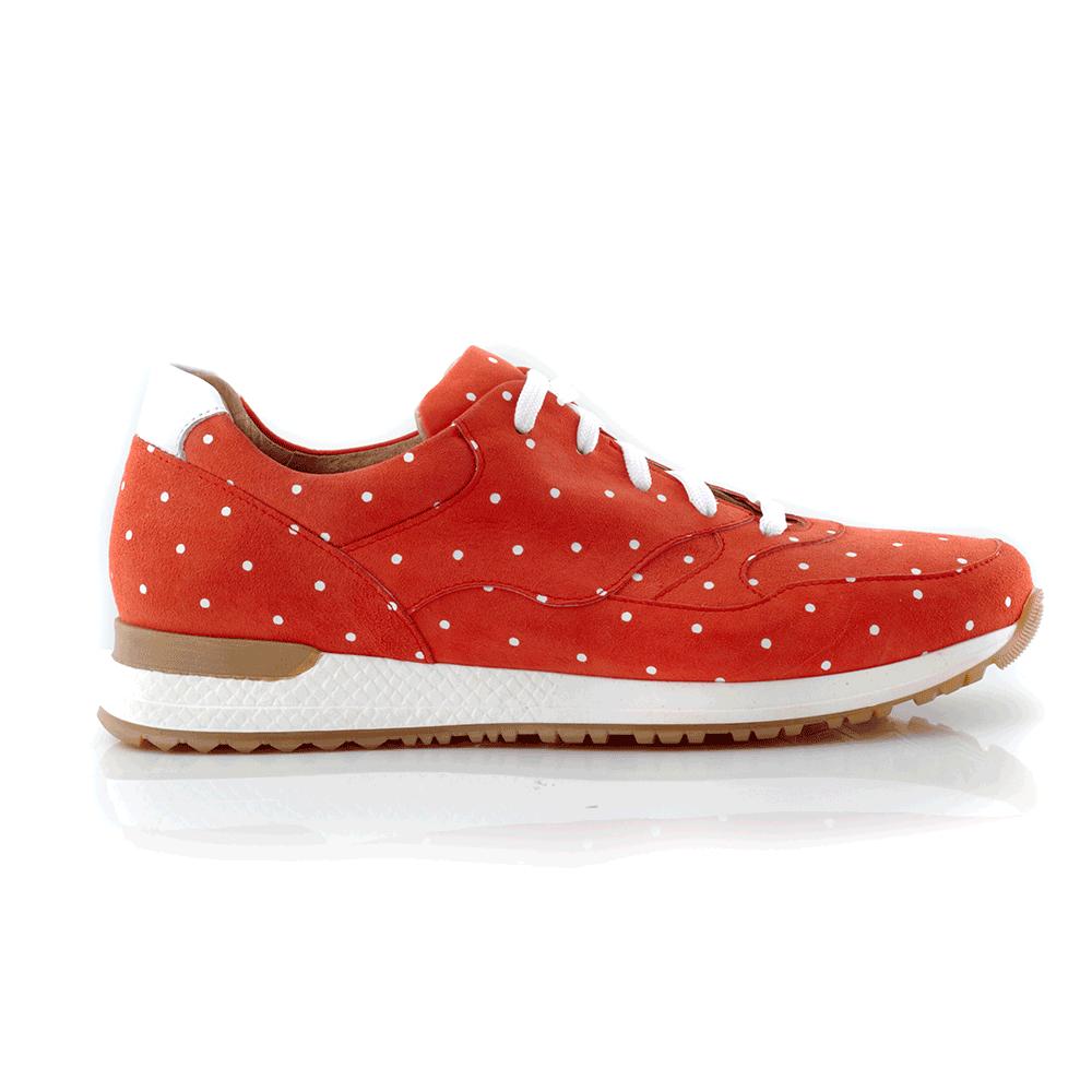 CHANIOTAKIS – Γυναικεία sneakers CHANIOTAKIS πορτοκαλί