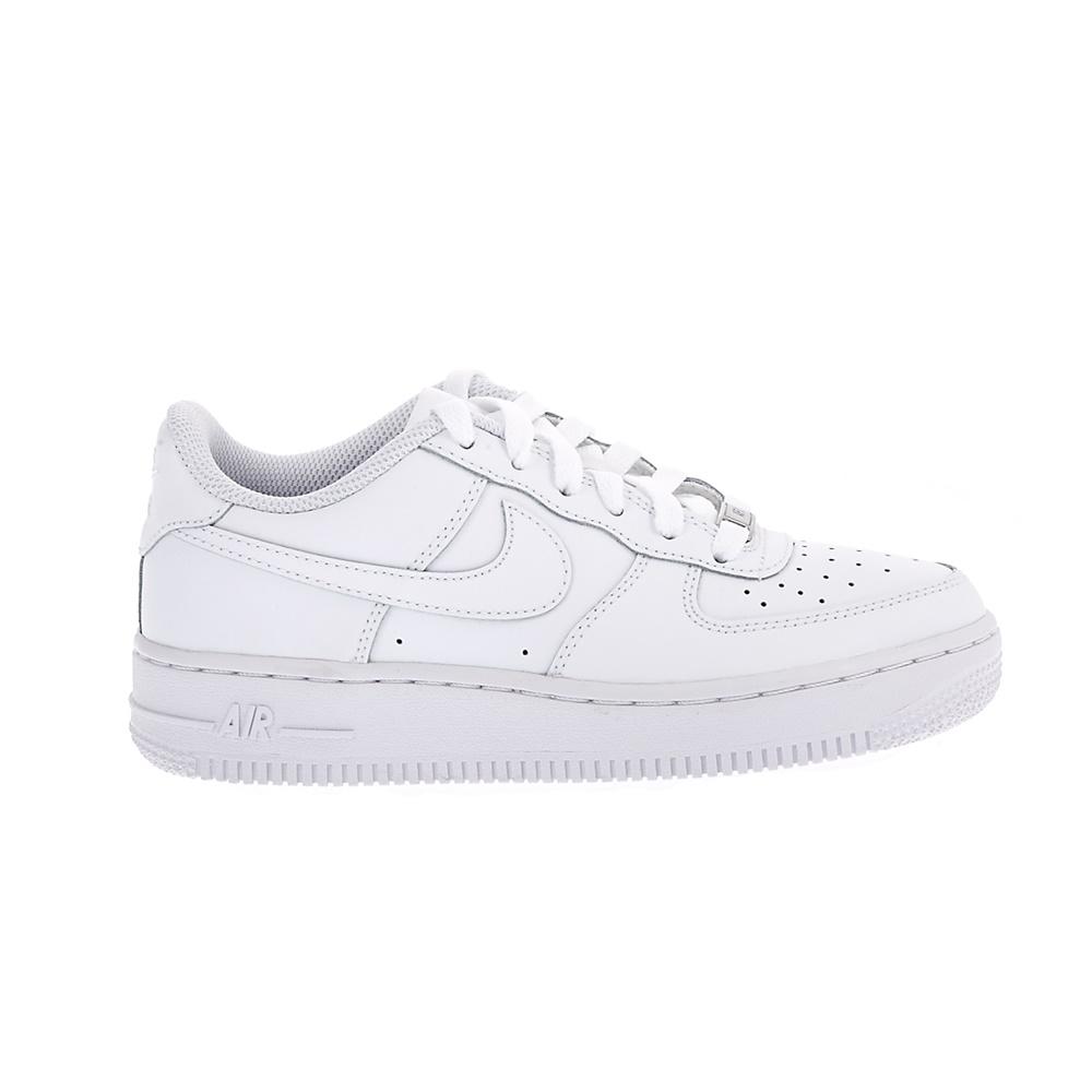 NIKE – Παιδικά αθλητικά παπούτσια ΝΙΚΕ AIR FORCE 1 λευκά