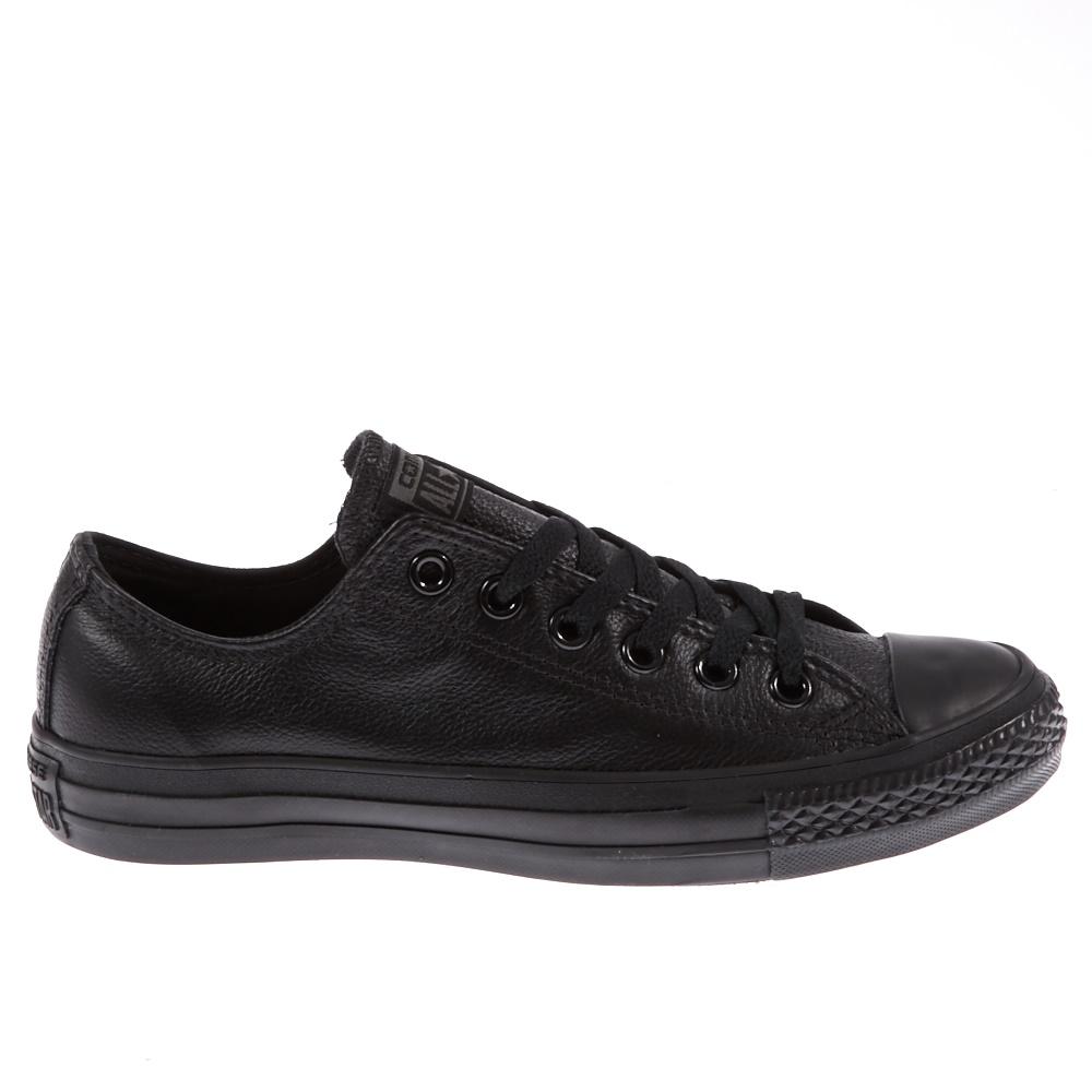 CONVERSE - Unisex παπούτσια Chuck Taylor μαύρα ανδρικά παπούτσια sneakers