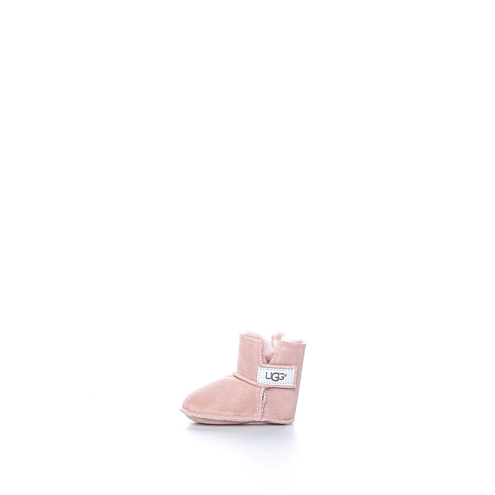 UGG AUSTRALIA - Βρεφικά μποτάκια Ugg Erin ροζ παιδικά baby παπούτσια μπότες μποτάκια