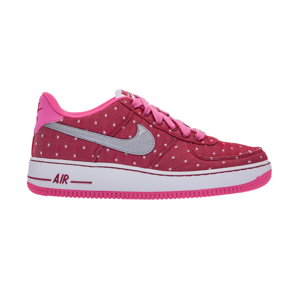 837b1c0ada6 NIKE - Παιδικά παπούτσια NIKE AIR FORCE 1 φούξια | e-Papoutsia.gr
