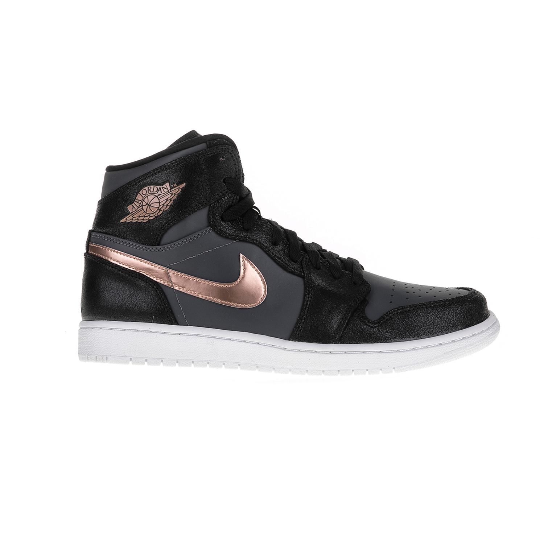 NIKE – Ανδρικά παπούτσια AIR JORDAN 1 RETRO HIGH μαύρα