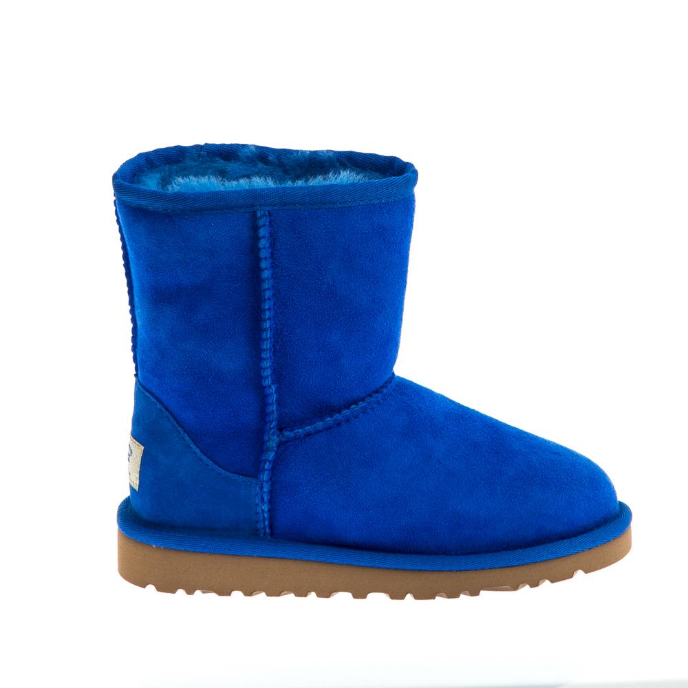 UGG AUSTRALIA - Βρεφικά μποτάκια Ugg Australia μπλε παιδικά baby παπούτσια μπότες μποτάκια