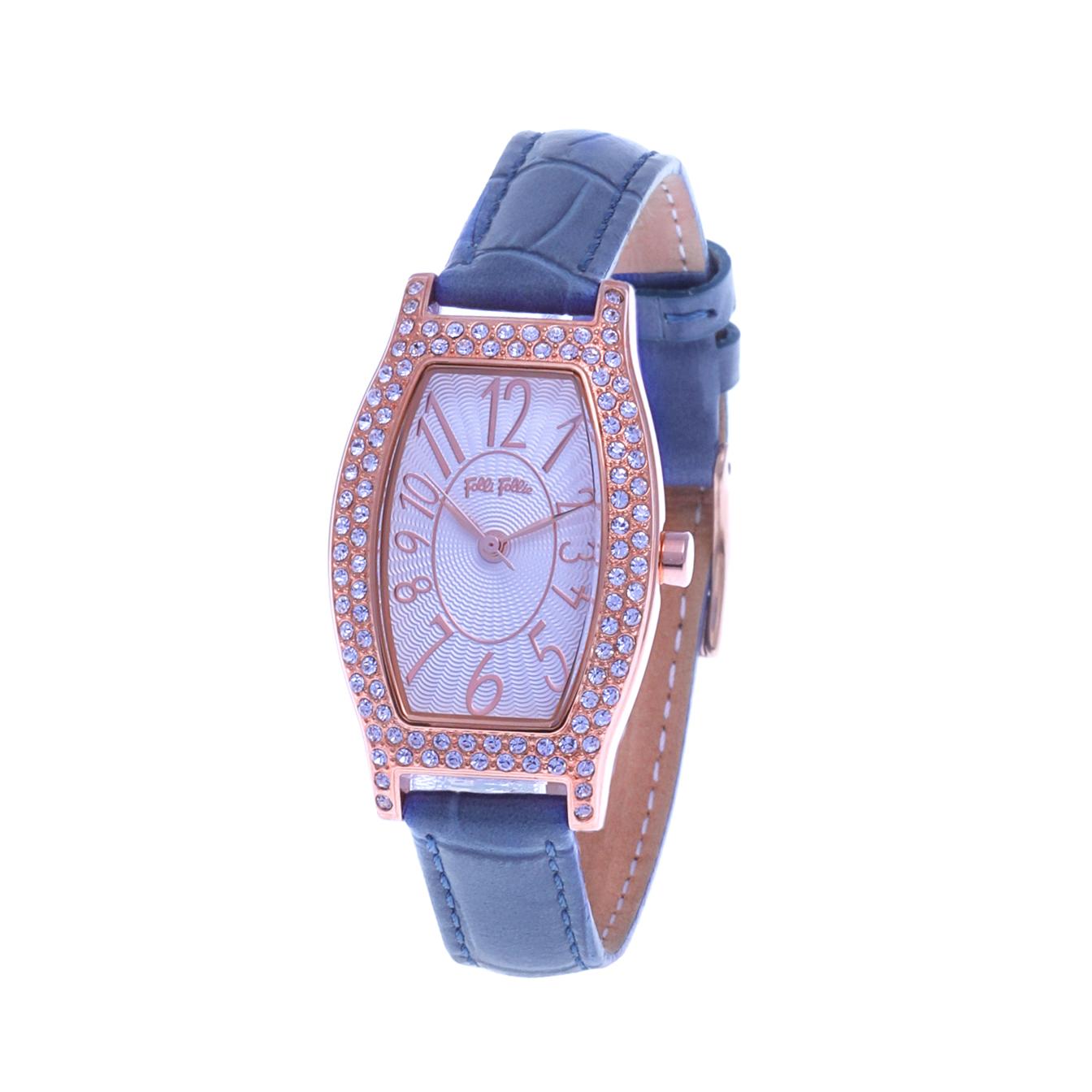 FOLLI FOLLIE – Γυναικείο ρολόι Folli Follie μπλε