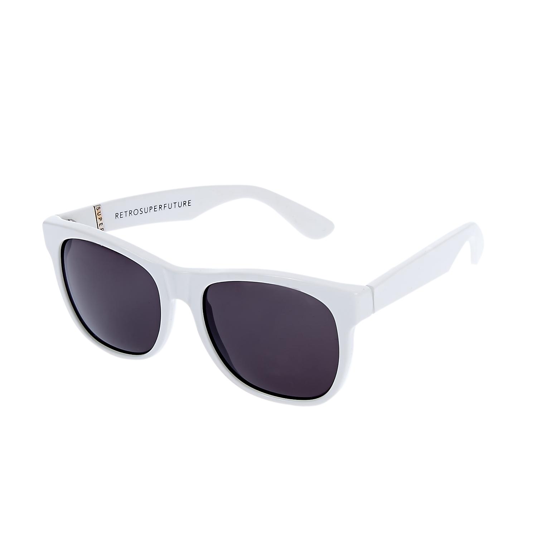 SUPER - Γυαλιά Ηλίου Super λευκά γυναικεία αξεσουάρ γυαλιά ηλίου