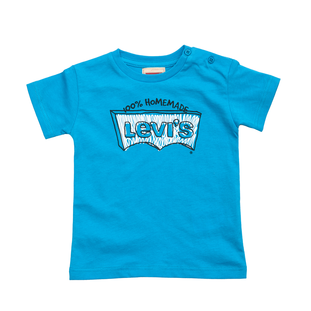 Παιδικά   Βρέφη   Ρούχα   Μπλούζες   LEVI S KIDS - Βρεφική μπλούζα ... 8f037b22330