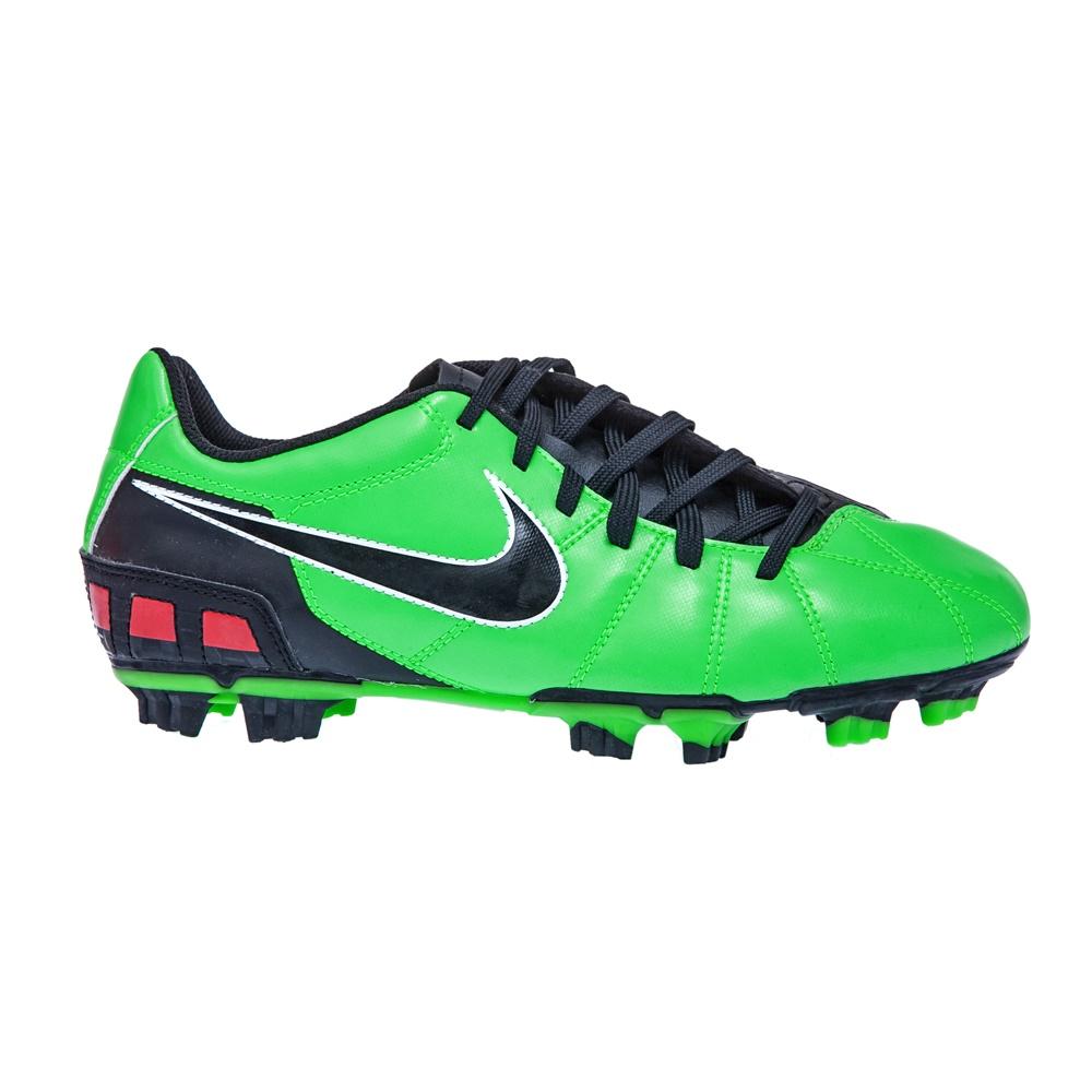 NIKE – Παιδικά παπούτσια Nike JR TOTAL90 SHOOT III FG πράσινα