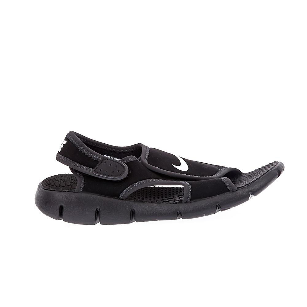 NIKE - Παιδικά σανδάλια NIKE SUNRAY ADJUST 4 μαύρα παιδικά boys παπούτσια σαγιονάρες