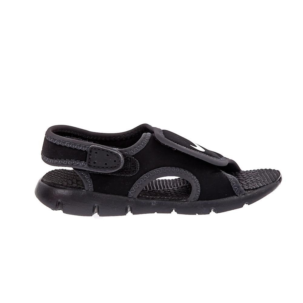 NIKE - Βρεφικά σανδάλια NIKE SUNRAY ADJUST 4 μαύρα παιδικά baby παπούτσια σαγιονάρες
