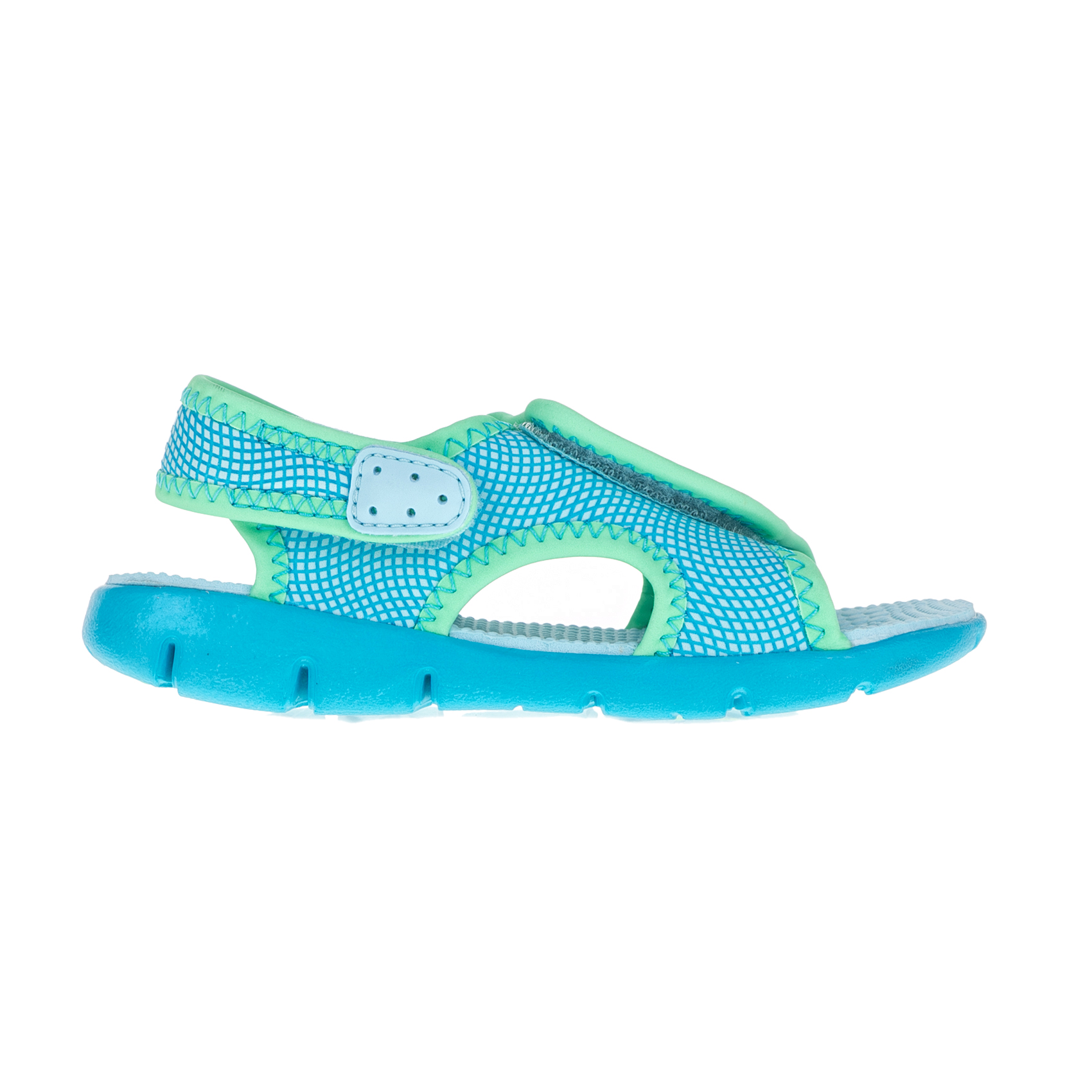 NIKE – Βρεφικά πέδιλα Nike SUNRAY ADJUST 4 (TD) γαλάζια