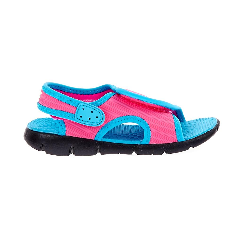 NIKE - Βρεφικά σανδάλια Nike SUNRAY ADJUST 4 φούξια παιδικά baby παπούτσια σαγιονάρες