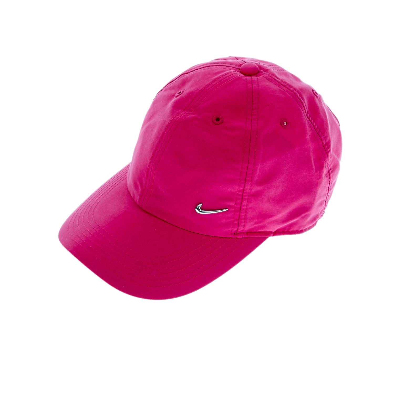 NIKE - Παιδικό καπέλο τζόκεϋ Nike φούξια παιδικά boys αξεσουάρ καπέλα