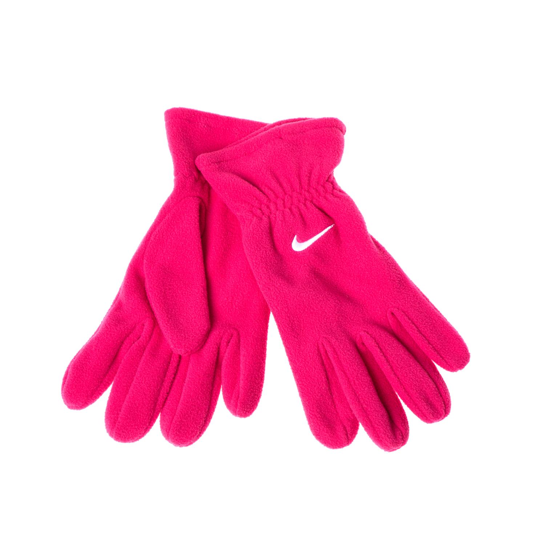 NIKE - Γάντια NIKE ροζ γυναικεία αξεσουάρ φουλάρια κασκόλ γάντια