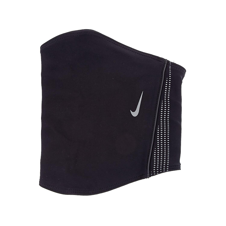NIKE - Neckwarmer Nike μαύρο γυναικεία αξεσουάρ φουλάρια κασκόλ γάντια