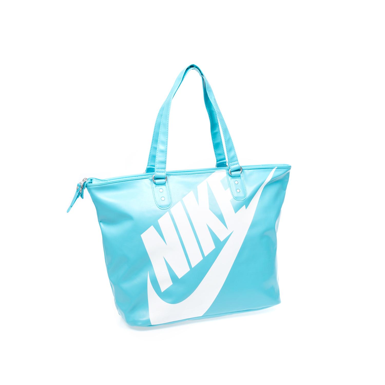 NIKE – Τσάντα ώμου NIKE HERITAGE SI TOTE μπλε 831274.1-0014
