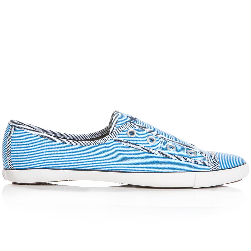 CONVERSE – Γυναικεία παπούτσια All Star Light Slip μπλε
